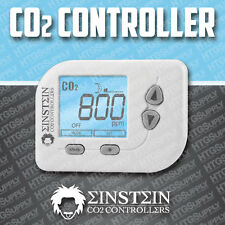 CO2 CONTROLLER CARBON DIOXIDE MONITOR FLOW SOLENOID C02 TANK