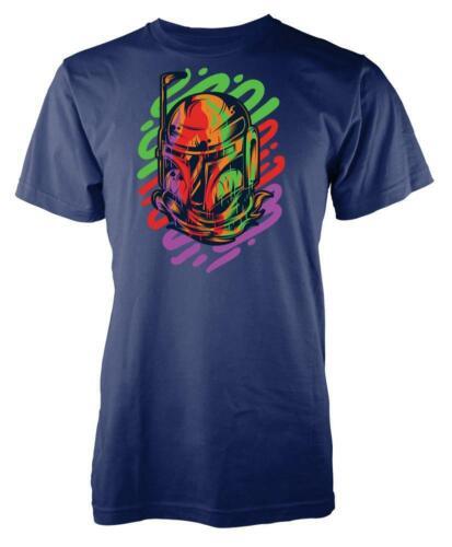 Hero in Strada Art Boba Fett Casco Kids T Shirt