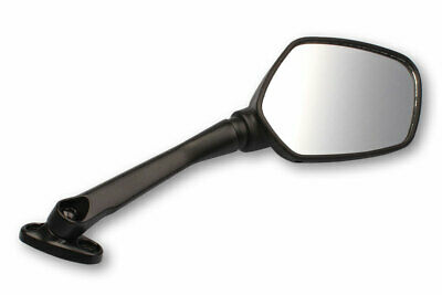 Ersatzspiegel Spiegel Rechts /& Links  schwarz Paar Zubehörspiegel Motorrad
