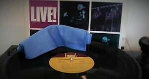 Record Cleaning Cloth Groove Seeking Vinyl Lp Micro Cloth