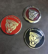 Jaguar Xf Xe Xj Xjl F Pace F Typeblack Chrome Metal Gear Shift Knob Emblem Badge