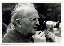 Portrait Izis ou le regard habité - 3 tirages argentiques d'époque - 1975 -