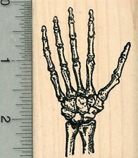 unmounted rubber stamp or cling stamp option 200110 Vintage heart anatomy stamp human heart