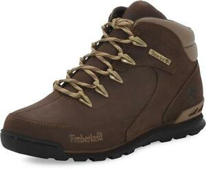 Image is loading Timberland-Ek-Euro-Rock-Hiker-6823R-marron-Bottines- c6ec41f08380