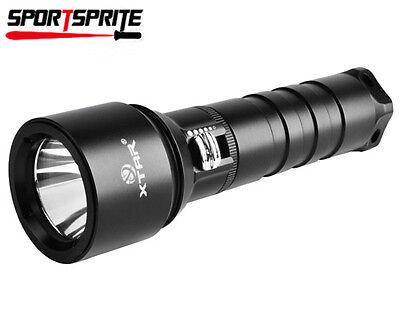 Hot XTAR D06 CREE XM-L2 U2 LED 900 Lumens 18650/18700 Scuba Diving Flashlight A