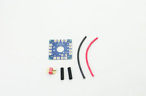 HJ-power-Distribution-Board-V1-0-for-RC-Quadcopter-Multi-rotor-kk2-naza