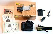 Nikon D2H 4.1 MP Digital SLR Camera Body with Original Box et al. + New Battery