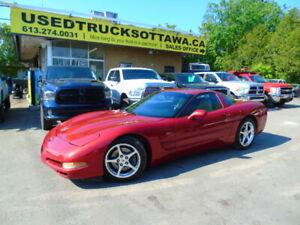 1998 Chevrolet Corvette C5 6 speed Manual