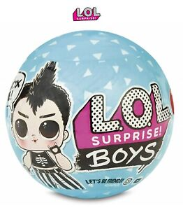 LoL-Surprise-BOY-serie-1-maschio-boys-L-O-L-7-sorprese-LLU76000-nuovo-Italia