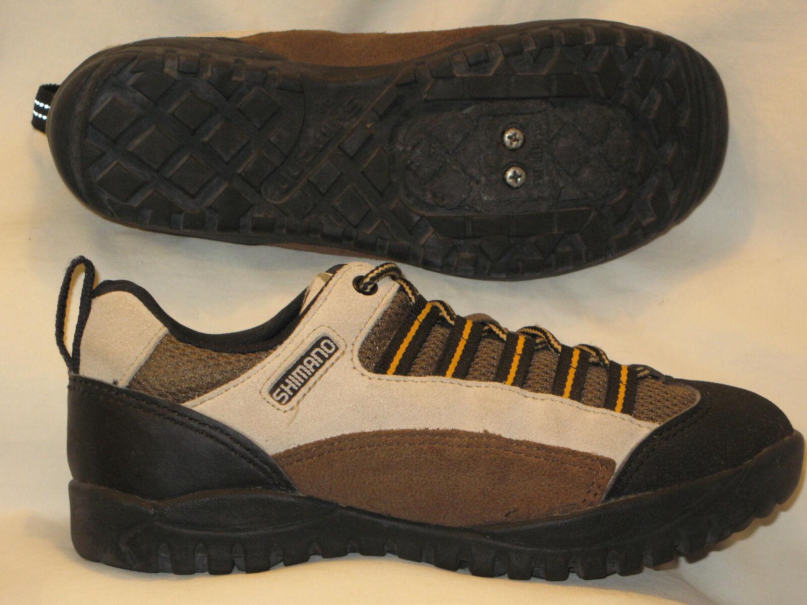 Shimano SH M033 Mountain Bike shoes USA Wmn 6.5