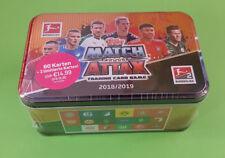 Topps Match Attax 2018/2019 Mega Tin Box Dose inkl. Limitierte Auflage 18/19