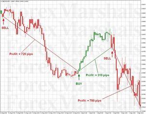 Professional forex trader indicators