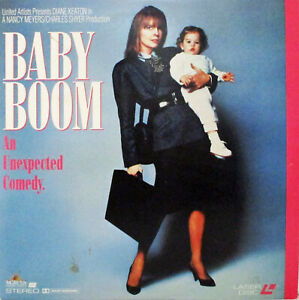 BABY BOOM (1987), Laserdisc, ML 102520, Full Screen | eBay