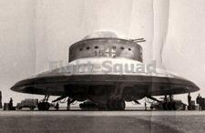 WW2 Picture Photo Secret UFO developed in the Base in Antarctica 2128