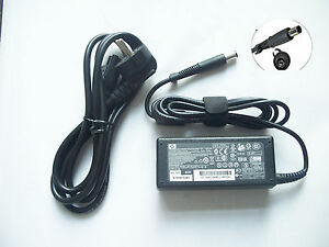Genuine-65W-Adapter-Charger-HP-Pavilion-EliteBook-COMPAQ-Laptop-Power-Supply