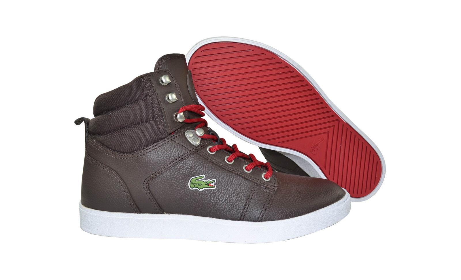 Lacoste Orelle URW SPM Größenauswahl dark Marrón/dark Marrón Zapatos/botas Größenauswahl SPM 7b2e82