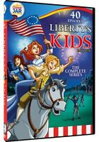 Liberty's Kids, The Complete Series, Dvd, 2002, New, Free Shipping on sale