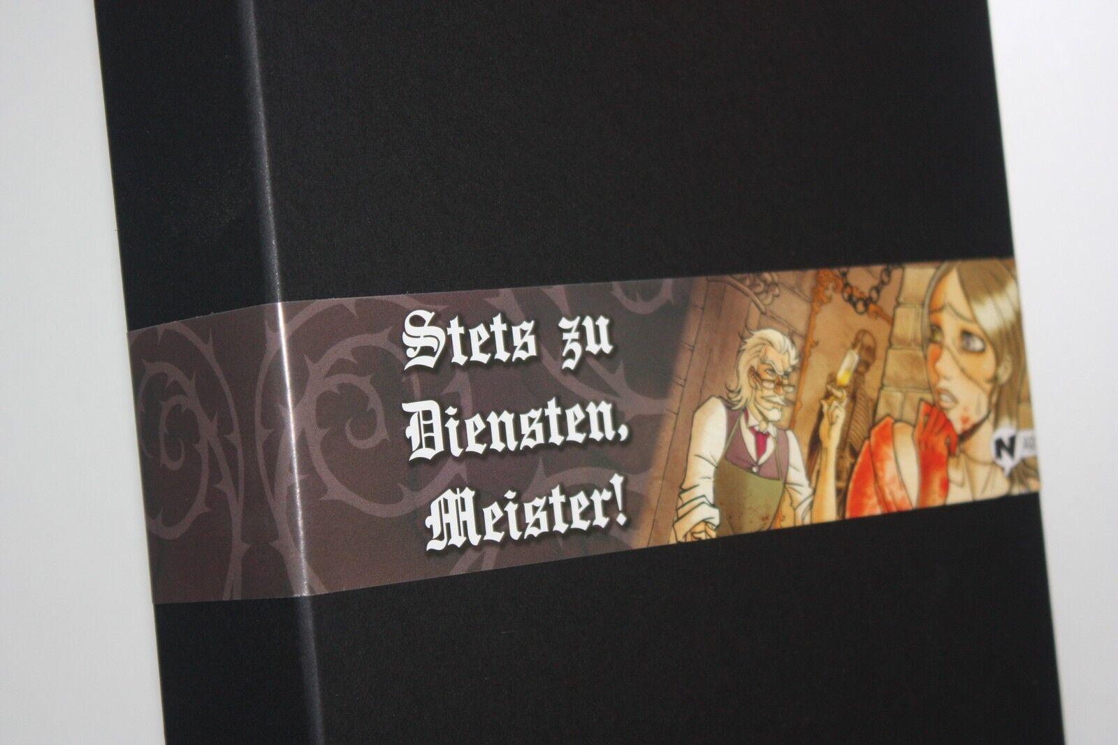 Narrativa Stets Zu Diensten, Meister - Limitierte Deluxe - - - Ausgabe Neu Rollenspiel 1b70a7