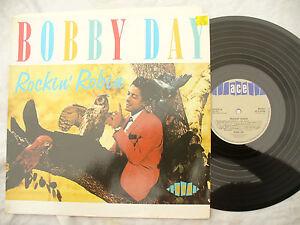 BOBBY-DAY-LP-ROCKIN-039-ROBIN-ace-ch-200-stunning-N-M-33-rpm-rock-n-roll