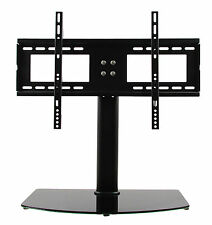 ShopJimmy Universal TV Stand / Base + Wall Mount for Flat-Screen TVs