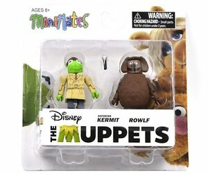 Muppets-Minimates-Series-2-Reporter-Kermit-with-Rowlf-New-in-stock