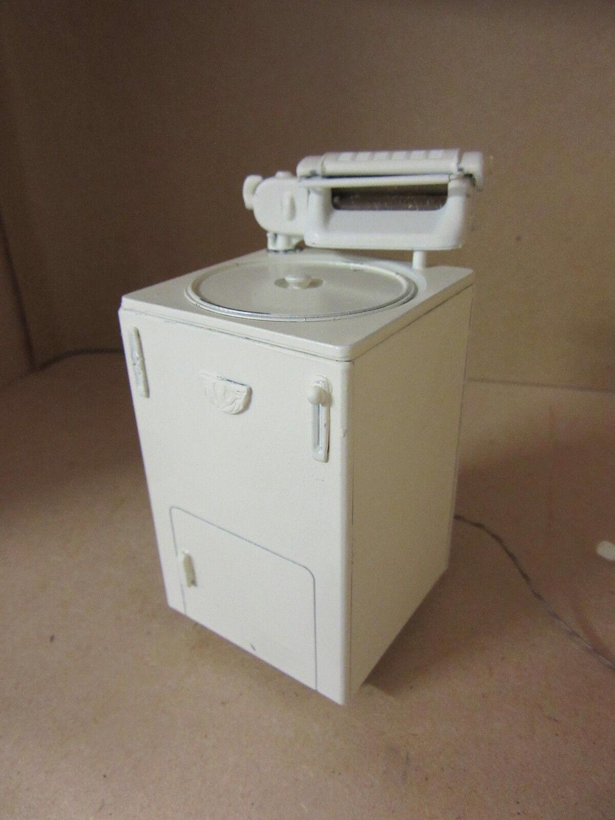 Accesorios de casa de muñecas lavadora 12th 1940s-50s DH234KIT