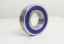 2x SS 6002 2RS1 / SS6002 2RS1 Rodamiento acero inox. 15x32x9 mm Niro S6002rs
