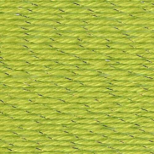 Lot of 2 Skeins Herrschners Holiday Green Halloween #4 Sparkle Yarn