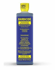 Barbicide-Disinfectant-Concentrate-Solution-Germicide-Anti-Rust-Formula-473ml