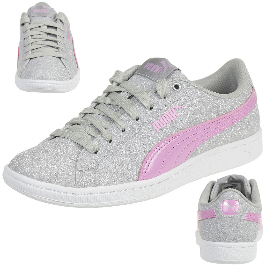Paillettes Chaussures Ipxkouzt Femmes Puma Fille Vikky Junior Jr XkZiOPTu