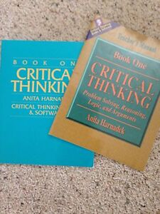 Book critical thinking