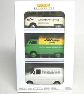 Schuco 1x Ford 1x VW 1:43 Set mit 3 THW-Fahrzeugen: 1x Range Rover OVP