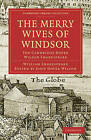 The Merry Wives of Windsor: The Cambridge Dover Wilson Shakespeare by William Shakespeare (Paperback, 2009)
