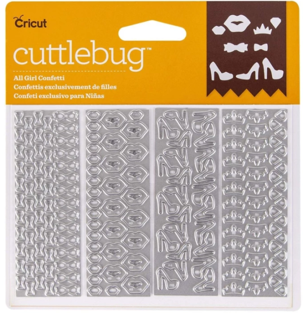LARGE VARIETY TO CHOOSE CRICUT CUTTLEBUG Cut /& Emboss Dies ALL NEW!