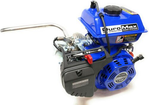 Honda GX160 GX200 Mini Bike Exhaust Header Pipe for Predator 212cc DuroMax 7