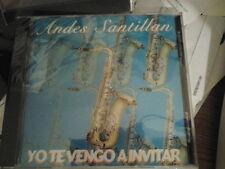 Yo te vengo a invitar - Andres Santillan - Cd
