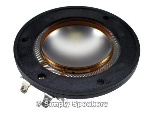 Diaphragm for Yamaha JAY-2061 JA-2061 Horn Driver Speaker Parts 16 ohms 2 Pack