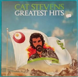 Scheibe-33-Time-Cat-Stevens-Greatest-Hits-1975-Island-Records