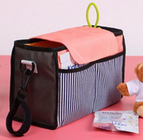 Stroller Pram Bag Baby Nappy Changing Set Mummy Handbag Diaper pushchair bag