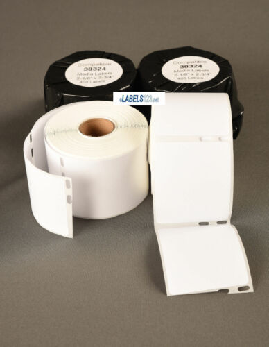DYMO® LabelWriter® TURBO 4XL BC Compatible Diskette Mailing Address Labels 30324