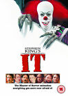 Stephen King's IT - English (DVD, 2006, 1-Disc Set, Subtitled)