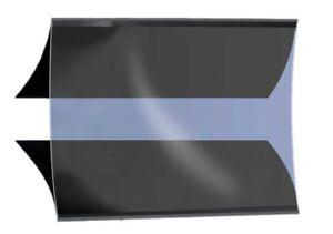Bloc vierge PRINZ GS950- Gard- noir 110 x 90 mm noir i3o1Y0iC-07143002-629015650