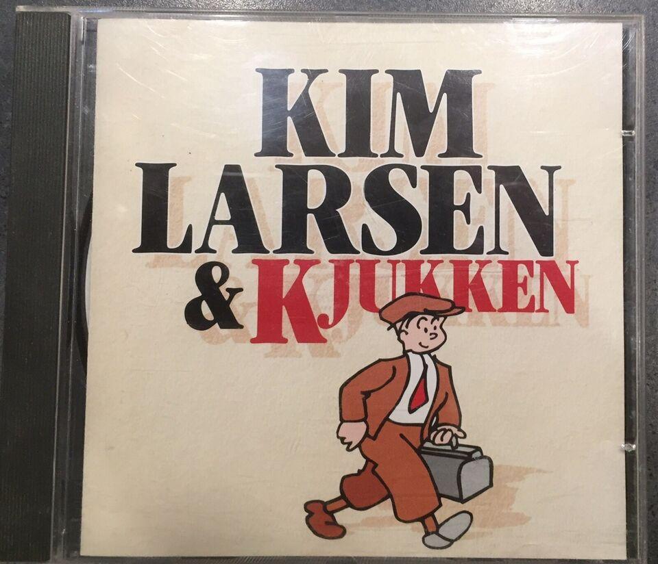 Kim Larsen : & Kjukken, pop