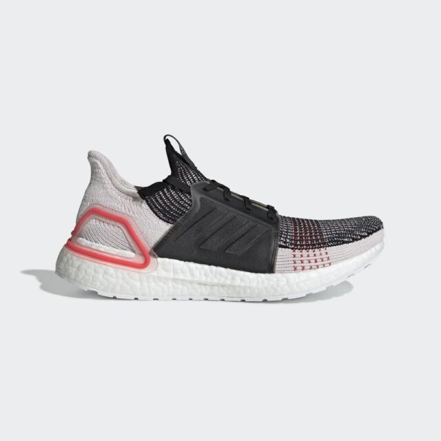 Adidas Running Ultra Boost 19 Black Orchid Ultraboost Gym Men Shoes Tint F35238
