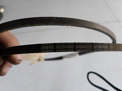 NEW Original Ariens Parts # 07207400 Set 2-Belt For Snow Blower