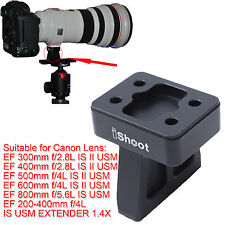 Lens Support Collar Tripod Mount Ring Stand for Canon EF 400mm f/2.8L IS II USM