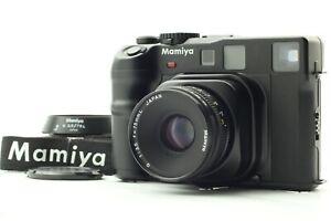 Nuovo di zecca +3 NEW Mamiya 6 + G 75mm f/3.5 + Cinghia Copriobiettivo Cappuccio DAL GIAPPONE 1094