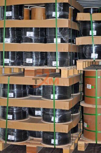 """FSJ4-50B Equiv 50ohm TXM Super Flexible 1//2/"""" Coax Cable 75/'"""