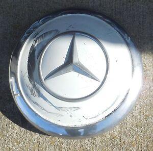 Mercedes benz hubcap wheel cover 1960 1972 wheel rim ebay for Mercedes benz wheel covers