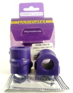 PFF80-1003-20 Powerflex Front Anti Roll Bar Mounting Bushes 20mm (2 in Box)